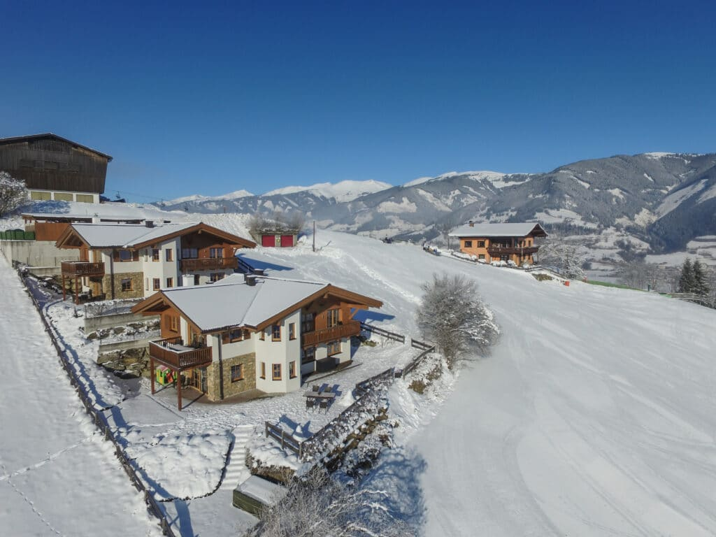 Chalet next to the slopes